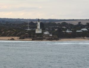 Port Lonsdale lighthouse