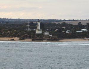 Port Lonsdale lighthouse