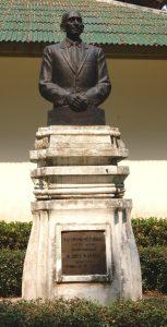 Statue of James McKean