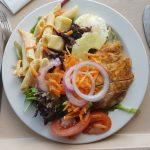 Melbourne Private Hospital chicken salad