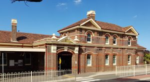 Warrnambool station