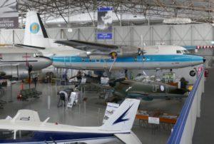 Fokker F27, South Australian Aviation Museum