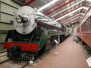 National Rail Museum Loco 504