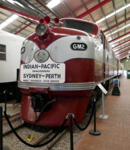 National Rail Museum Clyde GM2 loco