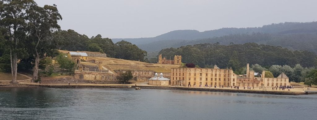 Port Arthur Penetentiary