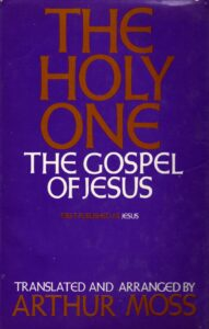 The Holy One front cover
